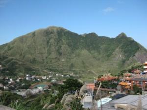 金瓜石景色
