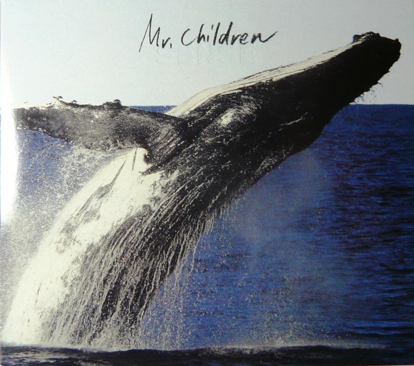 Mr.children sense album