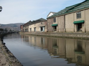 小樽運河及倉庫群